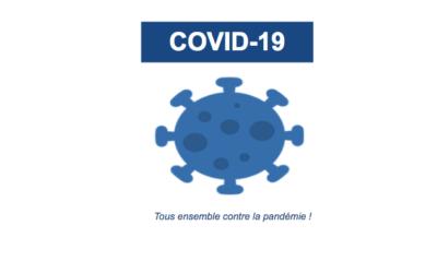 Information coronavirus pour les copropriétés